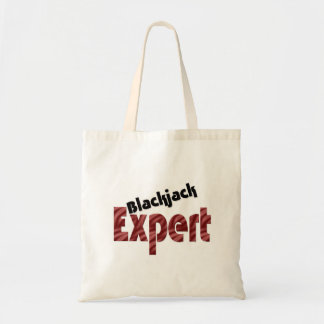 Blackjack Expert Tote Bag