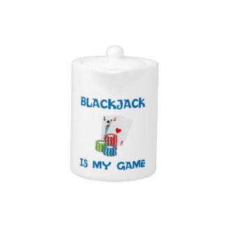 BLACKJACK IS MY GAME