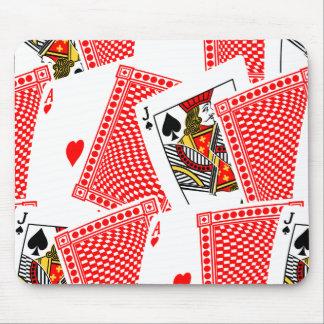 Blackjack Mouse Pad