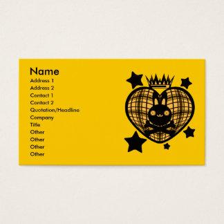 BlackJack(Rabbit) Business Card
