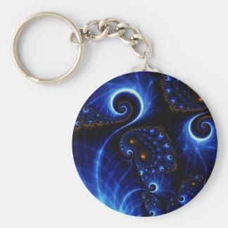 Blackligh Fantasy Deisgns Basic Round Button Keychain