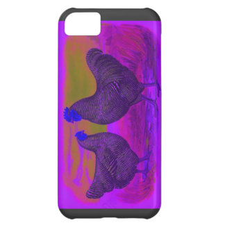 BlackLight Cover For iPhone 5C