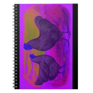 BlackLight Cuadernos
