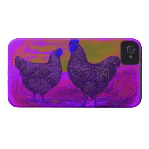 BlackLight iPhone 4 Cover