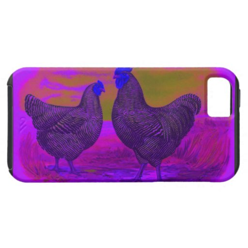 BlackLight iPhone 5 Cover