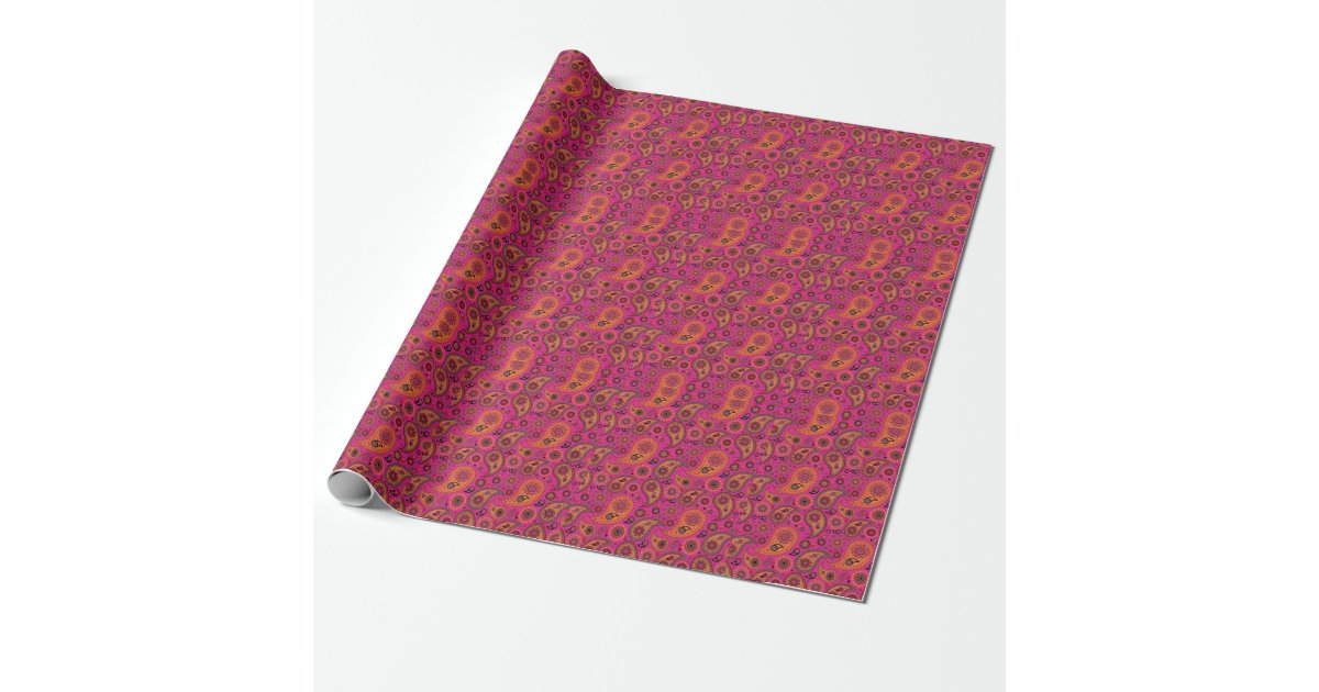 paisley wrapping paper Shop paisley fabric at the world's largest marketplace supporting indie designers print custom fabric, wallpaper, gift wrap with spoonflower starting at $5.