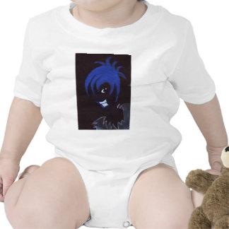 blacklight traje de bebé