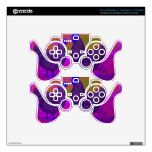 BlackLight PS3 Controller Decal