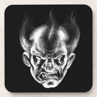 BlackLines Killa Klown Coasters