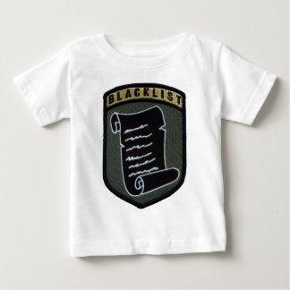 Blacklist patch baby T-Shirt