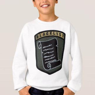 Blacklist patch sweatshirt