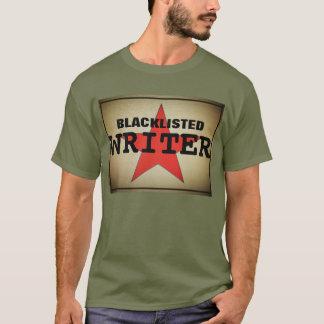 Blacklisted Writer T-shirt EDL002082515