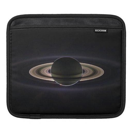 Blacklit Saturn Fundas Para iPads