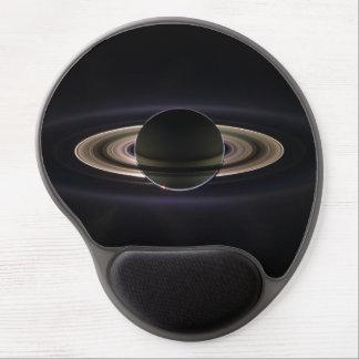 Blacklit Saturn Gel Mouse Pads
