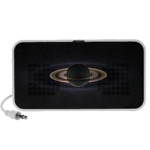 Blacklit Saturn Portable Speaker