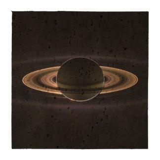 Blacklit Saturn Posavasos