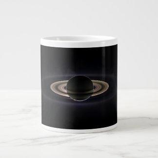 Blacklit Saturn Jumbo Mugs