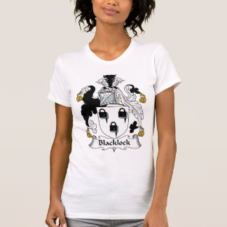 Blacklock Family Crest T Shirts