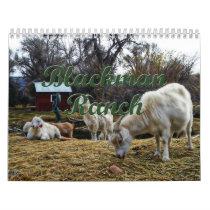 Blackman Ranch Calendar