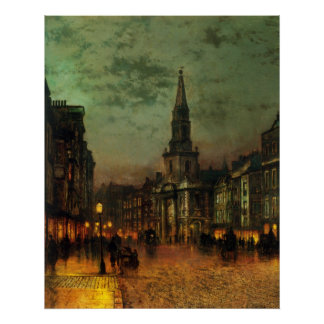Blackman Street London Poster