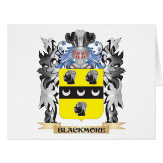 Blackmore Coat of Arms - Family Crest Card