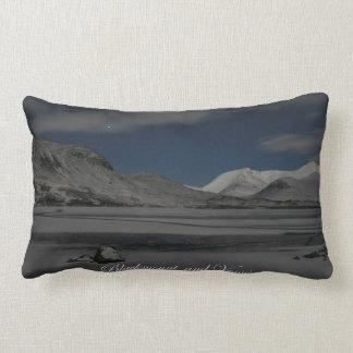 Blackmount Rannoch Moor Pillow