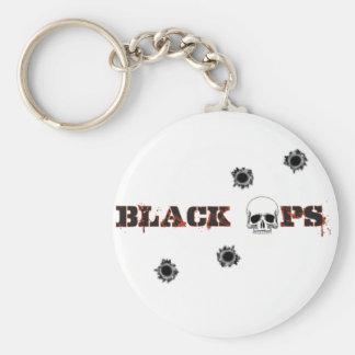 BlackOps Skull Shots Keychain