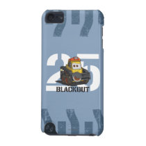 Blackout Character Art iPod Touch (5th Generation) Cover
