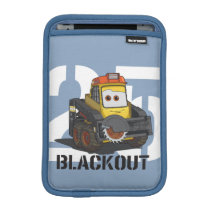 Blackout Character Art Sleeve For iPad Mini