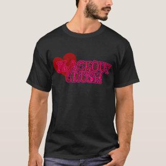 Blackout Crush Pink Logo Guy's Shirt
