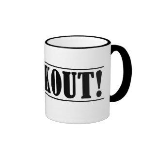Blackout! Coffee Mug