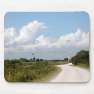 Blackpoint Wildlife Drive Mouse Pad