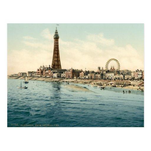 Blackpool I, Lancashire, Inglaterra Tarjetas Postales
