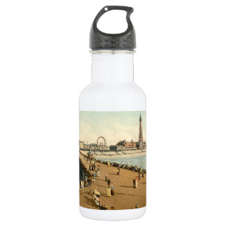 Blackpool III, Lancashire, England 18oz Water Bottle