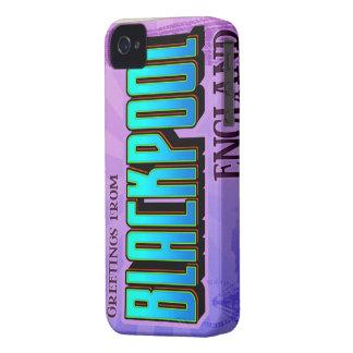 BLACKPOOL iPhone 4 CASE