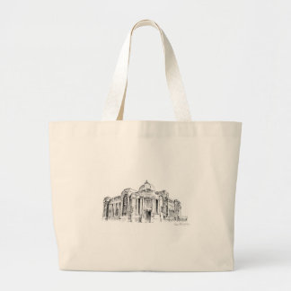 Blackpool Library Large Tote Bag