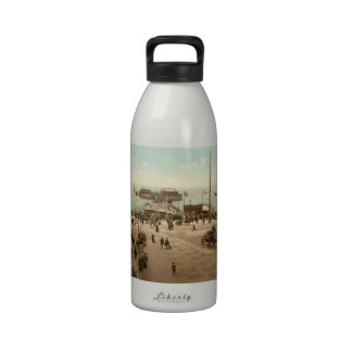 Blackpool North Pier, Lancashire, England Drinking Bottles