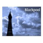 Blackpool Post Card