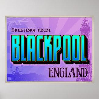 BLACKPOOL poster
