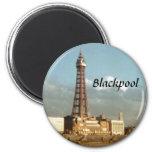 Blackpool Refrigerator Magnet