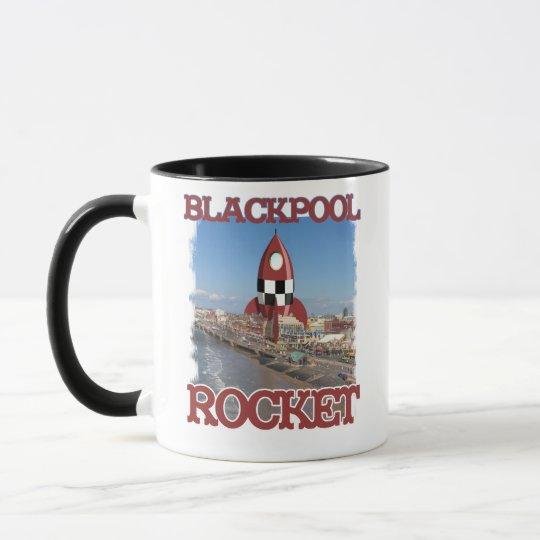 Blackpool Rocket Mug