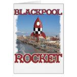 Blackpool Rocket Tarjeton