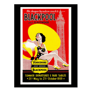 Blackpool Tarjetas Postales