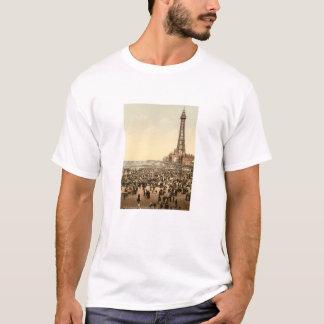 Blackpool Tower III, Lancashire, England T-Shirt