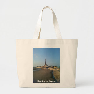 Blackpool Tower in England Bag