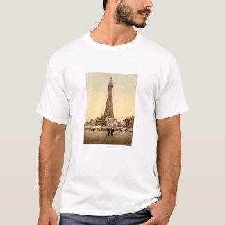 Blackpool Tower IV, Lancashire, England T-Shirt