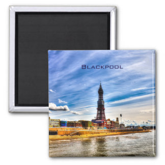 Blackpool Tower Magnet