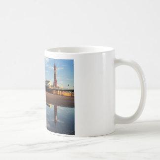 Blackpool Tower Reflection Mug