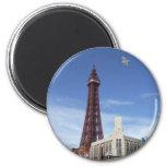 Blackpool Tower Refrigerator Magnets