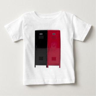BlackRedLockers090411 Baby T-Shirt